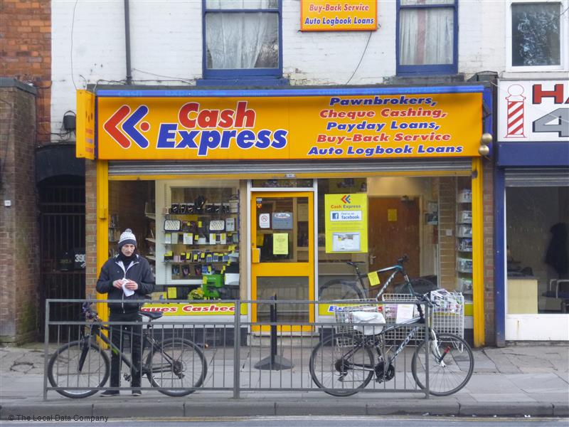 Cash Express - Holderness Road store photo